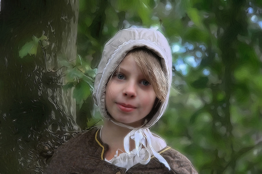 a young puritan girl - Show Your Essentials Creations - Essentials ...